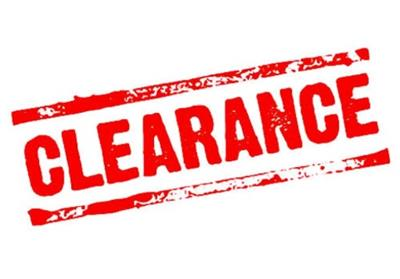 Gloves - Clearance