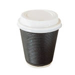 Black Twist Cup 12oz