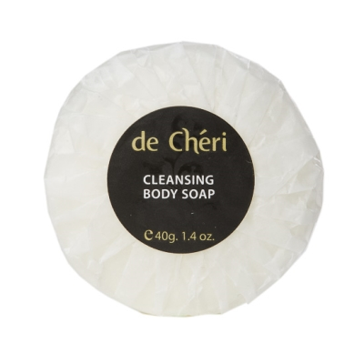 De Cheri Pleatwrapped Soap 40gm