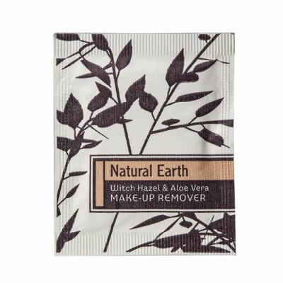 Natural Earth Make Up Remover Towelettes