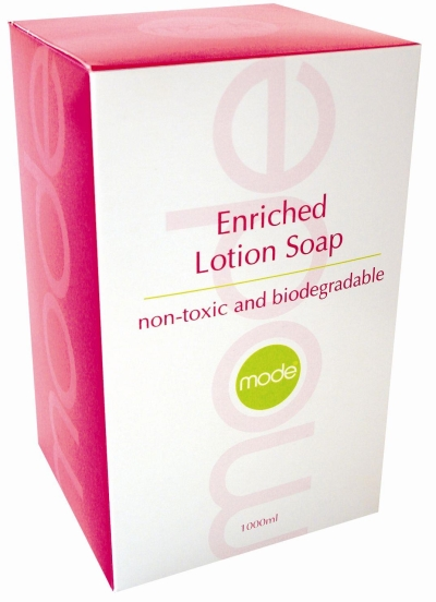Mode Enriched Lotion Soap 1000ml