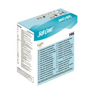 Softcare Lux 2 In 1 800ml