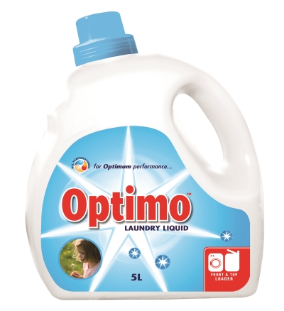 Optimo/Charge Wash Liquid 5ltr
