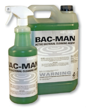 Bac-Man Bacteria Floor Cleaner 5ltr