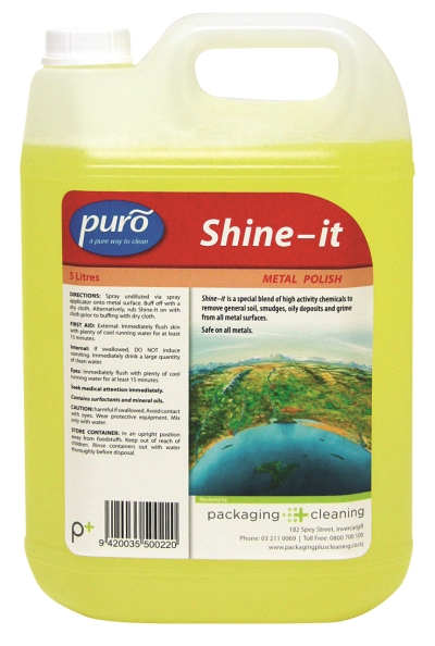 Puro Shine-It 5ltr