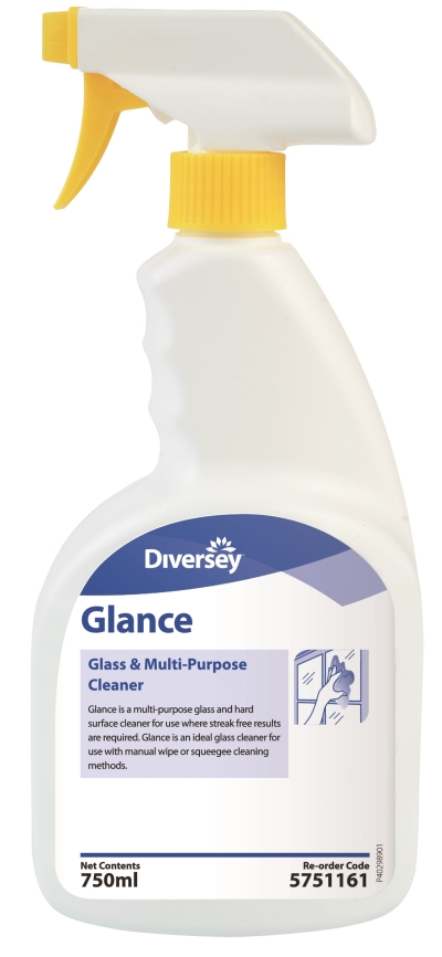 Cyclone Glass Cleaner (x Glance+Sparkle )750ml