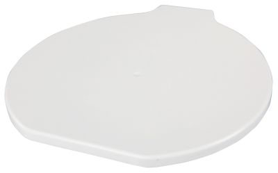 Ergonomic Bucket Lid White 80111-1