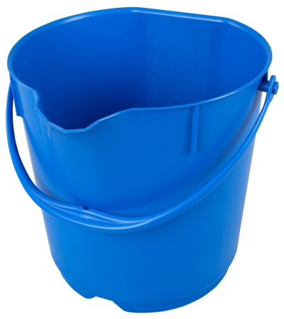 Ergonomic Bucket Blue 80101-2
