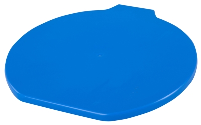 Ergonomic Bucket Lid Blue 80111-2