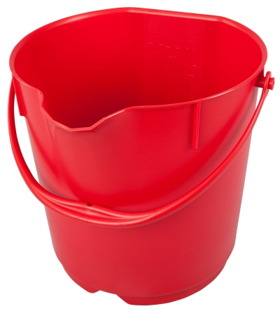 Ergonomic Bucket Red 80101-3