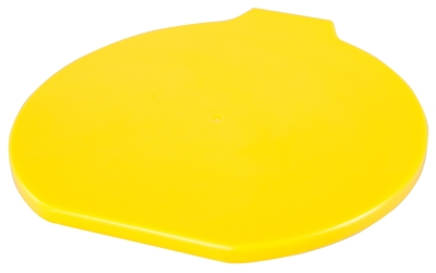 Ergonomic Bucket Lid Yellow 80111-4