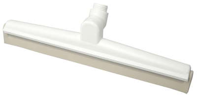 Swivel Squeegee White Double Blade 400mm FB48453-1