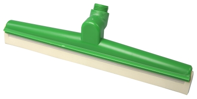 Swivel Squeegee Green Double Blade 400mm FB48453-5