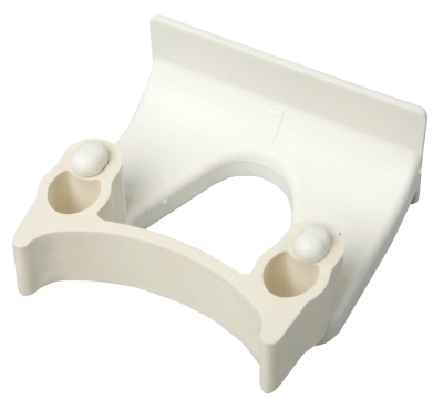 Handle Clip White15150-1