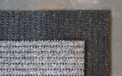 AKOPlus Safety Black Mat - 1800mm x Per Metre