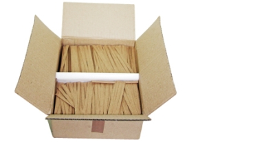 Paper Wire Ties - 5000/Box