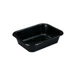 Cpet Rectangle Meal Tray 2412