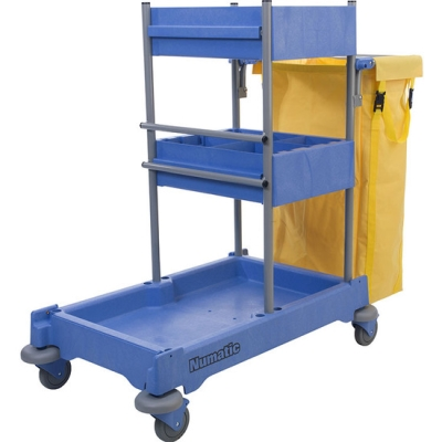 Numatic Cleaners Trolley - NPT1605NZ