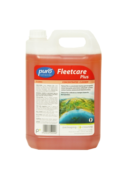 Puro Fleetcare Plus 200ltr