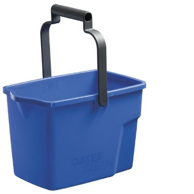 Bucket Rectangular 9ltr MS009