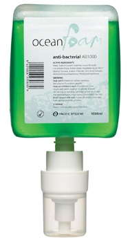 Ocean Foam AB1000 Antibac Foam Soap 1000ml