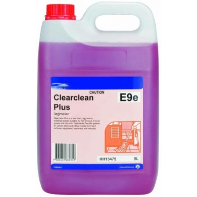 Clearclean Plus 5ltr