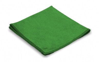 Fibreclean Microfibre Cloth Green 40 x 40cm 122-5