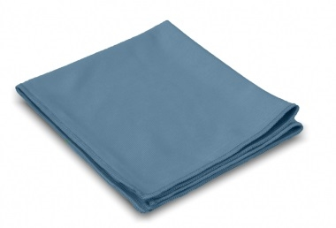 Fibreclean Glass Cloth Blue 40 x 40cm