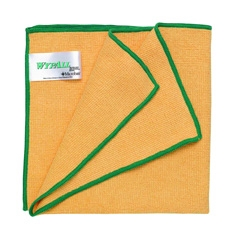 Wypall - Yellow Microfibre Hand Cloth 40 x 40cm