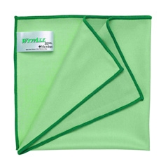 Wypall - Green Glass Cloth 40 x 40cm