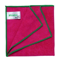 Wypall - Red Microfibre Hand Cloth 40 x 40cm