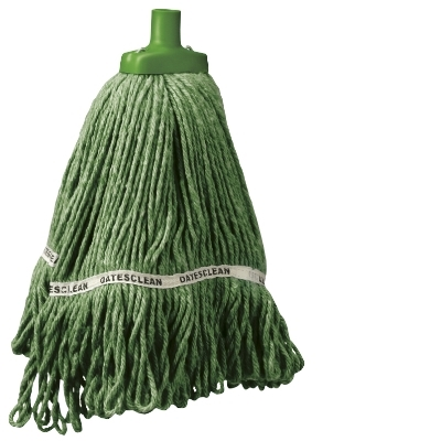 Socket Loop Mop Head Green 350gm Sm318G