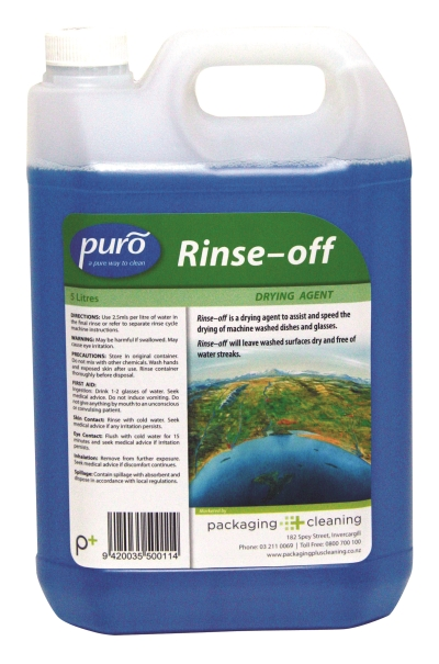 Puro Rinse Off 5ltr