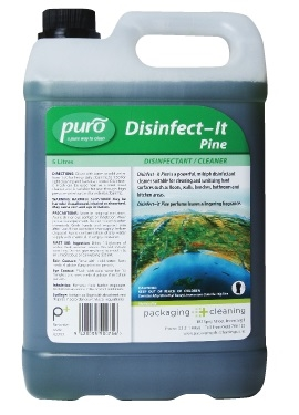 Puro Disinfect - It Pine 5ltr