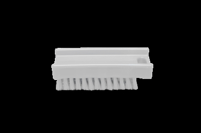 Nail Brush White 16mm Med 0.30 - 110mm 15060-1