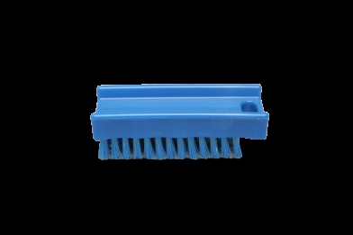 Nail Brush Blue 16mm Med 0.30 - 110mm 15060-2