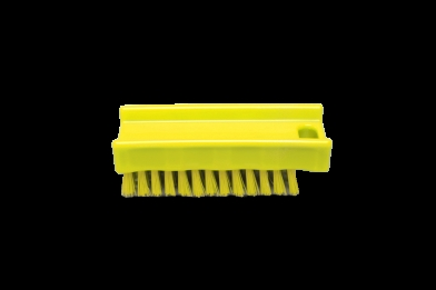 Nail Brush Yellow 16mm Med 0.30 - 110mm 15060-4