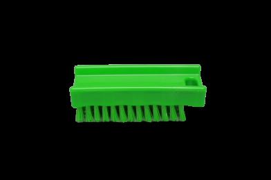 Nail Brush Green 16mm Med 0.30 - 110mm 15060-5