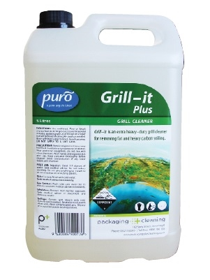Puro Grill It Plus 5ltr