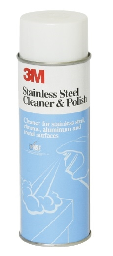3M Stainless Steel Cleaner/Polish 609gm