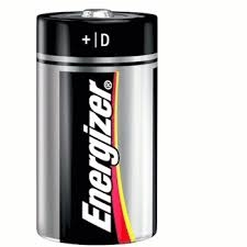 D Energizer Battery