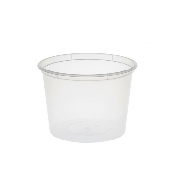Pottle Tex Round Food Container 650ml