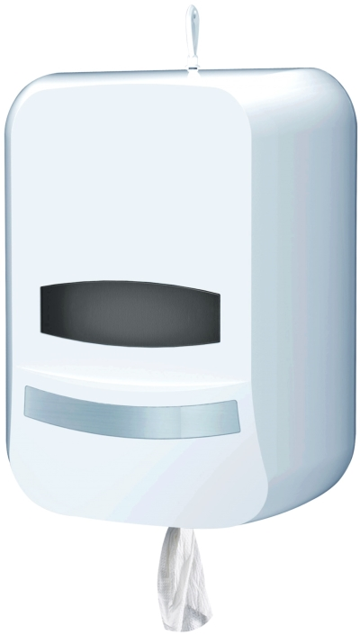 Pure Centrefeed Hand Towel Dispenser - White