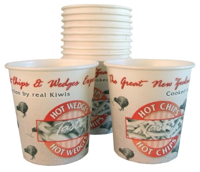 Hot Chip Cup 440ml (Ctn) 1000