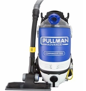 Pullman Commander 900 Backpack Vacuum