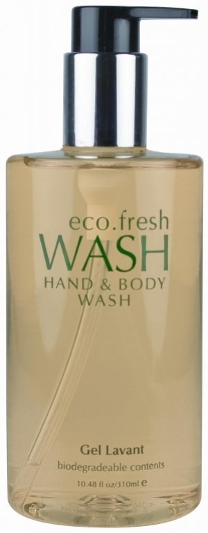 Eco Fresh Hand & Body Wash Pump Bottle 310ml