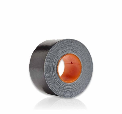 "GaffGun GT Duct 500 Black  Tape 3"" x 50m"