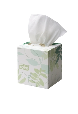 Tork FT90 Cube Facial Tissue